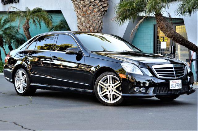 2010 Mercedes-Benz E 550 Luxury AMG SPORT Reseda, CA 18