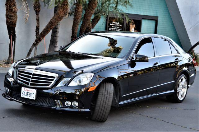 2010 Mercedes-Benz E 550 Luxury AMG SPORT Reseda, CA 30