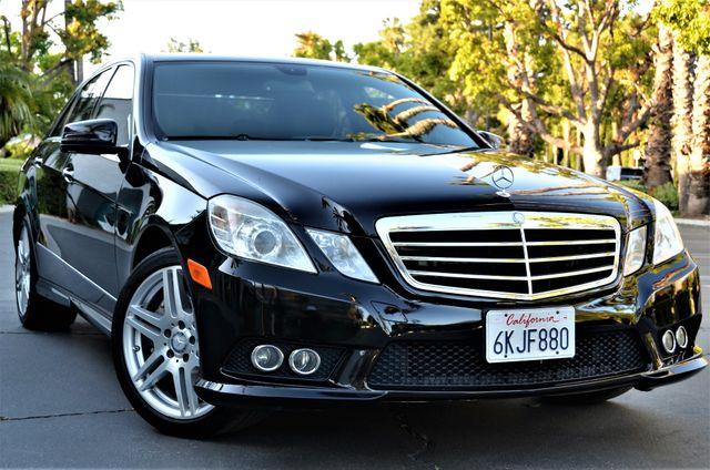 2010 Mercedes-Benz E 550 Luxury AMG SPORT Reseda, CA 16