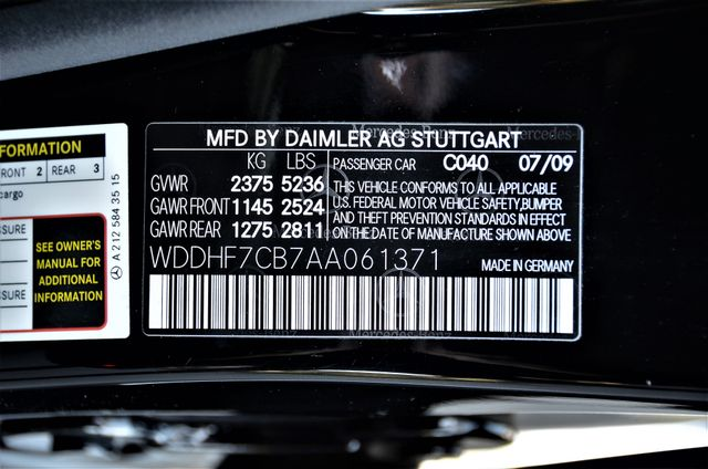 2010 Mercedes-Benz E 550 Luxury AMG SPORT Reseda, CA 35