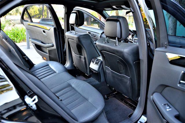 2010 Mercedes-Benz E 550 Luxury AMG SPORT Reseda, CA 40