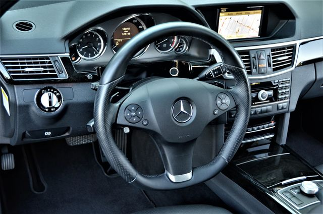 2010 Mercedes-Benz E 550 Luxury AMG SPORT Reseda, CA 4