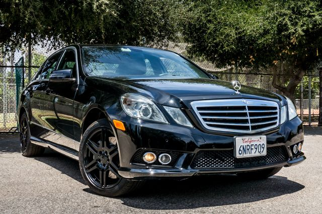 2010 Mercedes-Benz E 550 Luxury in Reseda, CA, CA 91335