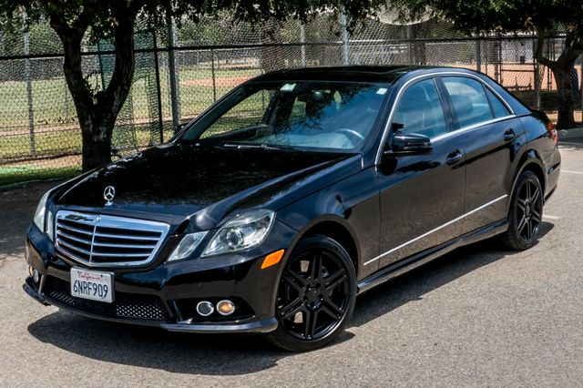 2010 Mercedes-Benz E 550 Luxury