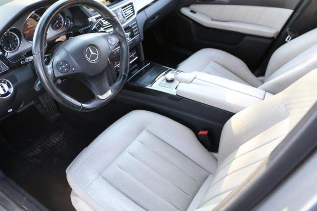 2010 Mercedes-Benz E 550 Sport Santa Clarita, CA 8