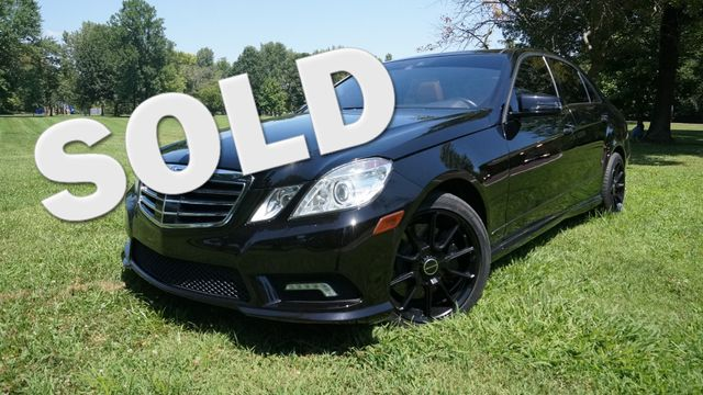 2010 Mercedes-Benz E 550 Sport Valley Park, Missouri