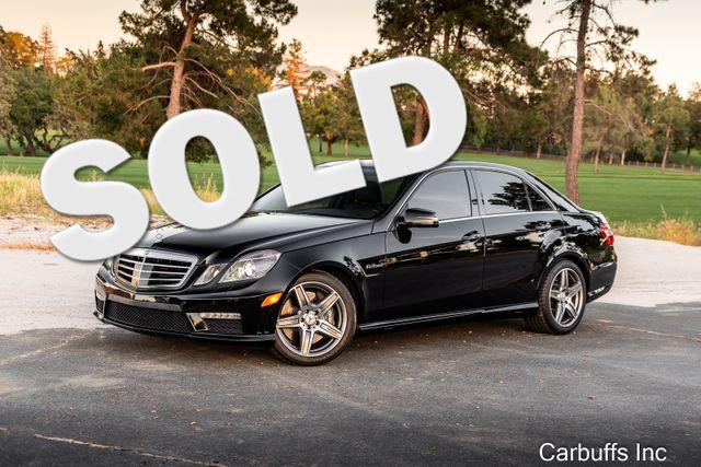 2010 Mercedes-Benz E 63 AMG | Concord, CA | Carbuffs in Concord