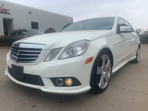 2010 Mercedes-Benz E Class E350 in Dallas