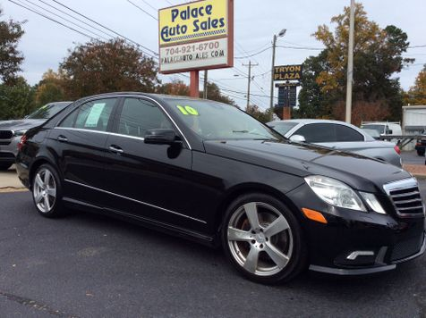2010 Mercedes-Benz E-CLASS E350 Luxury in Charlotte, NC