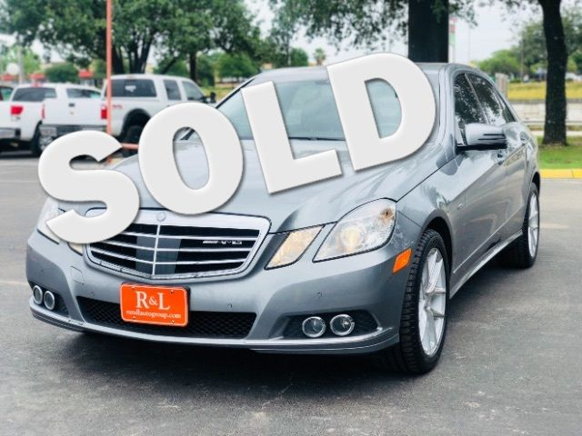 2010 Mercedes-Benz E-Class E350 Sedan in San Antonio, TX 78233