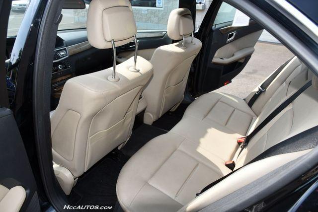 2010 Mercedes-Benz E-Class 4dr Sdn E350 Luxury 4MATIC Waterbury, Connecticut 20