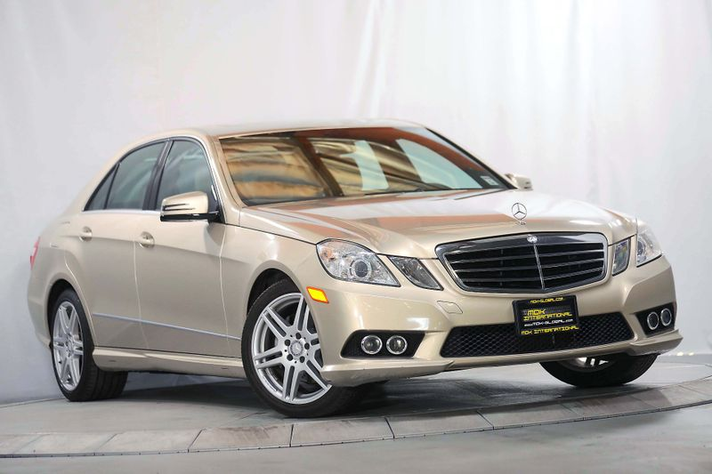 2010 Mercedes-Benz E350 Sport - Premium 1 pkg - 18 AMG wheels  city California  MDK International  in Los Angeles, California