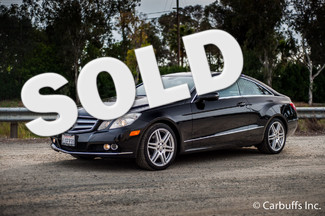 2010 Mercedes-Benz E350 Coupe | Concord, CA | Carbuffs in Concord
