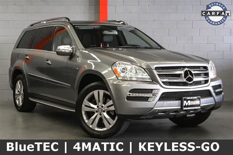 2010 Mercedes-Benz GL 350 BlueTEC  city CA  M Sport Motors  in Walnut Creek, CA