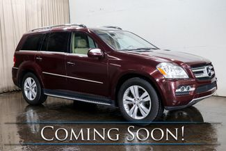 2010 Mercedes-Benz GL 450 4MATIC AWD Luxury SUV w/Nav, Backup Cam, Heated Seats, Moonroof & Tow Hitch in Eau Claire, Wisconsin 54703