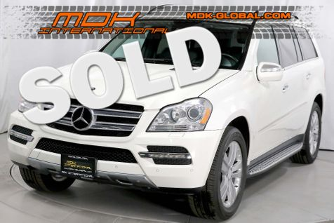 2010 Mercedes-Benz GL 450 - P1 pkg - Back up camera - Navigation - Xenon in Los Angeles