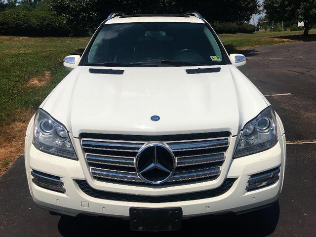 2010 Mercedes-Benz GL 550 550 4MATIC Leesburg, Virginia 7