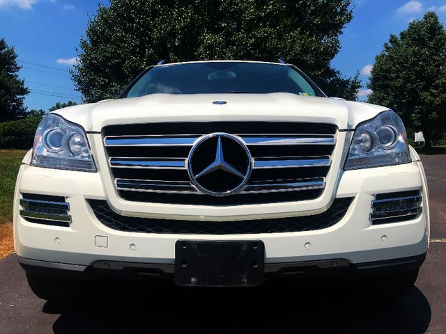 2010 Mercedes-Benz GL 550 550 4MATIC Leesburg, Virginia 8