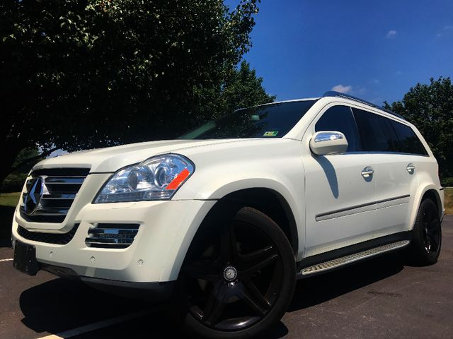 2010 Mercedes-Benz GL 550 550 4MATIC in Leesburg Virginia, 20175