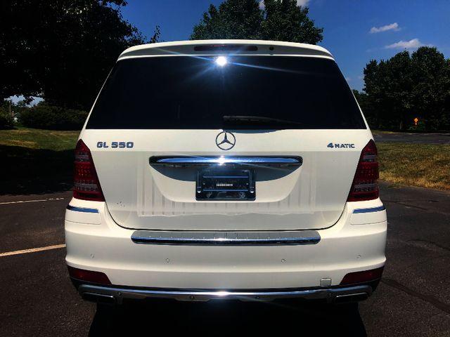 2010 Mercedes-Benz GL 550 550 4MATIC Leesburg, Virginia 6