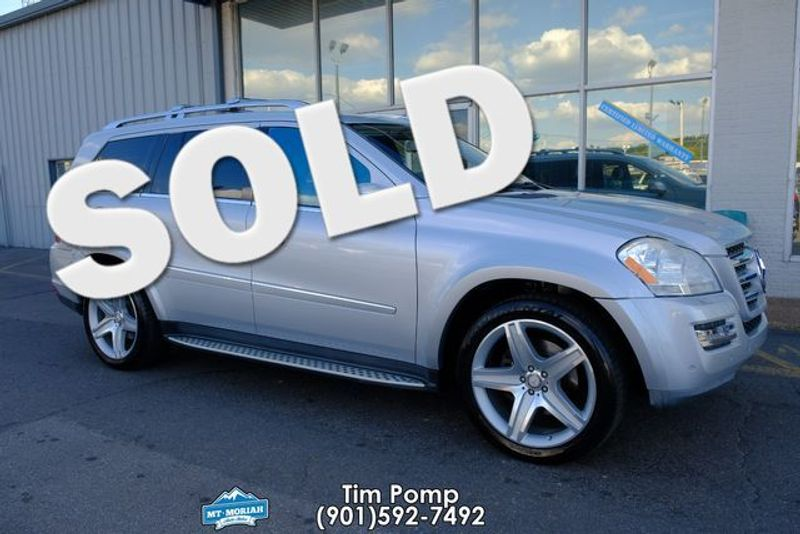 2010 Mercedes-Benz GL 550  | Memphis, Tennessee | Tim Pomp - The Auto Broker in Memphis Tennessee