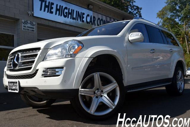 2010 Mercedes-Benz GL 550 4MATIC 4dr GL550 Waterbury, Connecticut