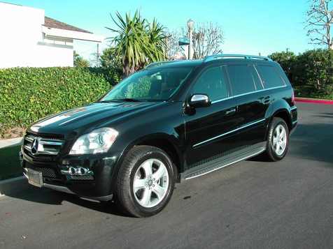 2010 Mercedes-Benz GL450 4-Matic Extra Sharp, California Car  in , California