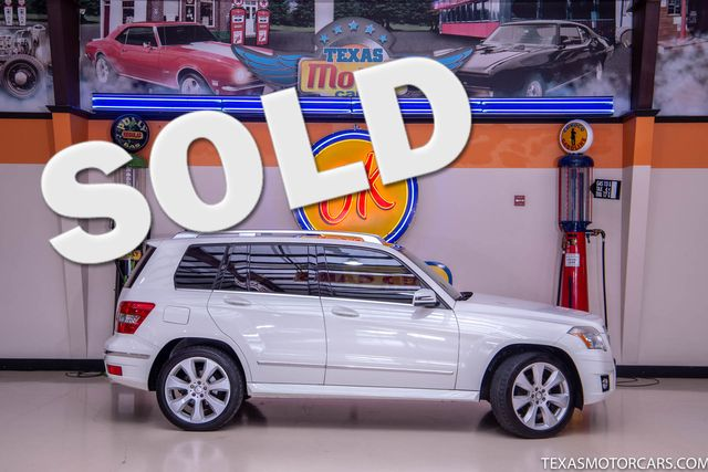2010 Mercedes-Benz GLK 350 in Addison, Texas 75001