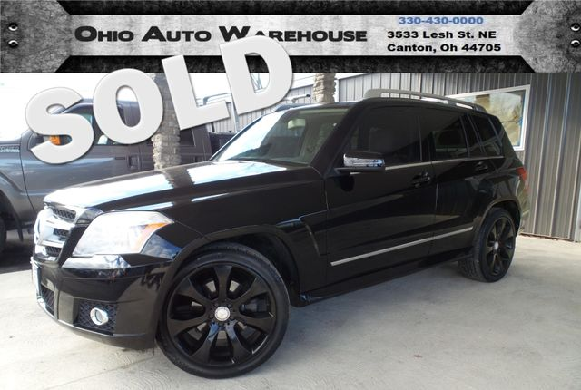 2010 Mercedes-Benz GLK 350 AWD Navigation Sunroof Clean Carfax We Finance | Canton, Ohio | Ohio Auto Warehouse LLC in Canton Ohio