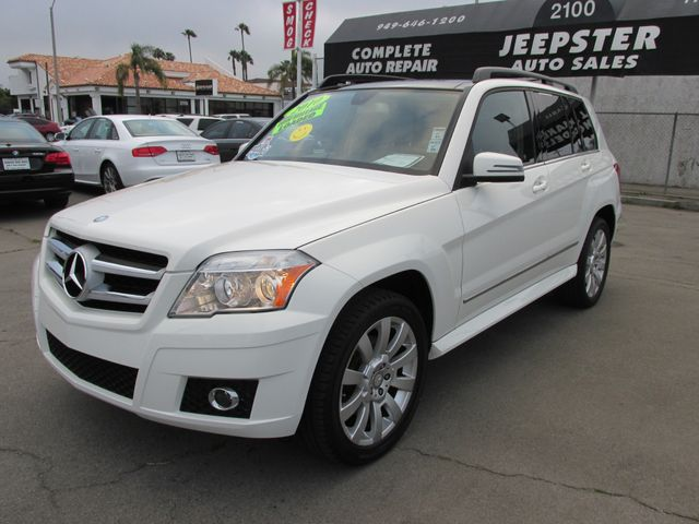 2010 Mercedes-Benz GLK 350 SUV in Costa Mesa, California 92627