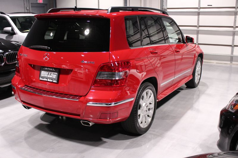 2010 Mercedes-Benz GLK 350 4MATIC  Lake Forest IL  Executive Motor Carz  in Lake Forest, IL