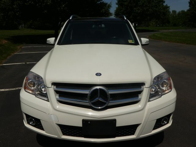 2010 Mercedes-Benz GLK 350 350 4MATIC Leesburg, Virginia 8