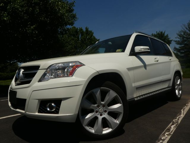 2010 Mercedes-Benz GLK 350 350 4MATIC in Leesburg Virginia, 20175