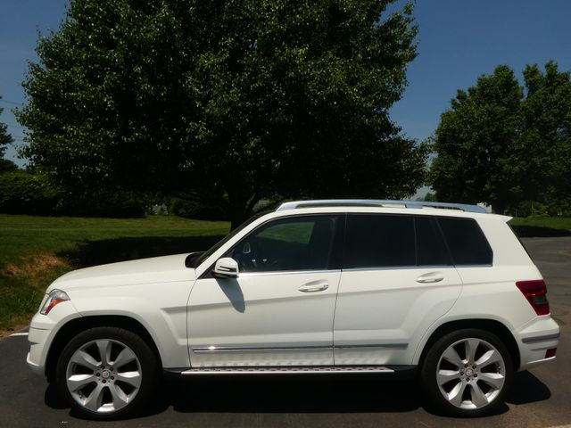 2010 Mercedes-Benz GLK 350 350 4MATIC Leesburg, Virginia 5