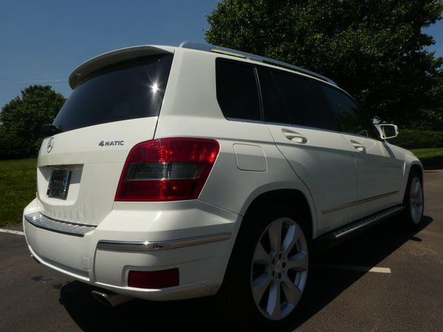 2010 Mercedes-Benz GLK 350 350 4MATIC Leesburg, Virginia 3