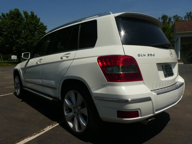 2010 Mercedes-Benz GLK 350 350 4MATIC Leesburg, Virginia 2