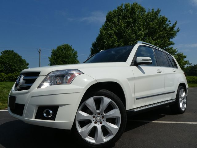 2010 Mercedes-Benz GLK 350 4MATIC in Leesburg Virginia, 20175