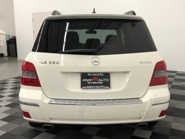 2010 Mercedes-Benz GLK 350 GLK350 4MATIC LINDON, UT 4