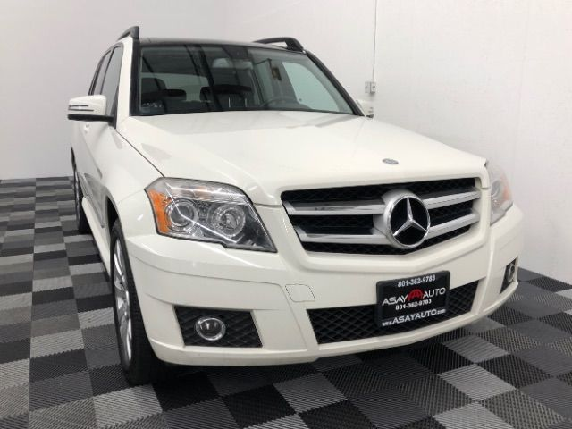 2010 Mercedes-Benz GLK 350 GLK350 4MATIC LINDON, UT 5