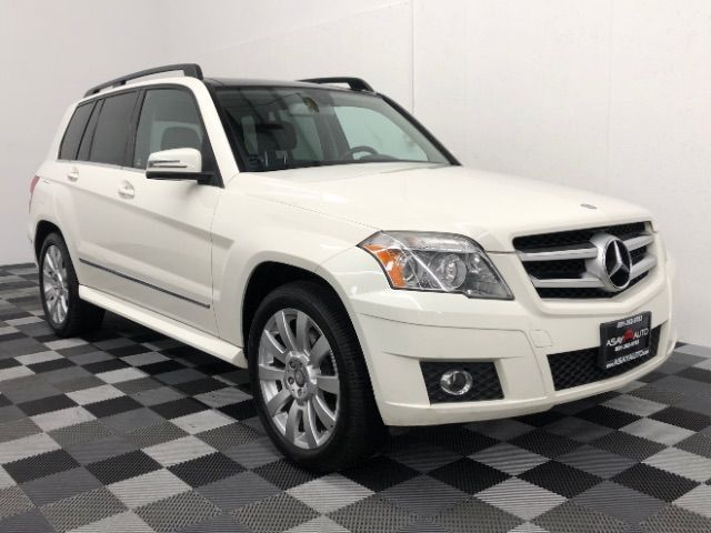 2010 Mercedes-Benz GLK 350 GLK350 4MATIC LINDON, UT 6