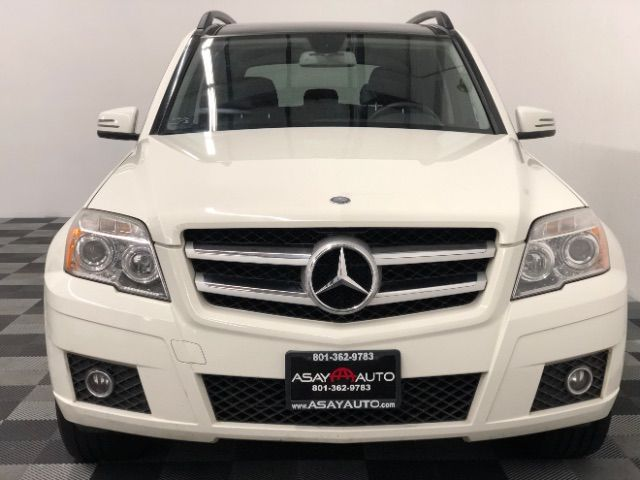 2010 Mercedes-Benz GLK 350 GLK350 4MATIC LINDON, UT 8