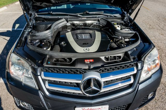 2010 Mercedes-Benz GLK 350 in Reseda, CA, CA 91335