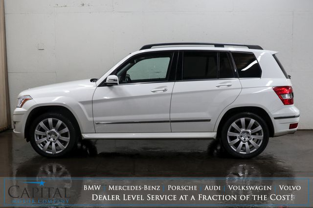 2010 Mercedes-Benz GLK350 4MATIC AWD Luxury Crossover with Heated Seats, Bluetooth and 19-Inch Wheels in Eau Claire, Wisconsin 54703