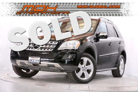 2010 Mercedes-Benz ML 350 - 4Matic AWD - Premium 1 - Navigation in Los Angeles