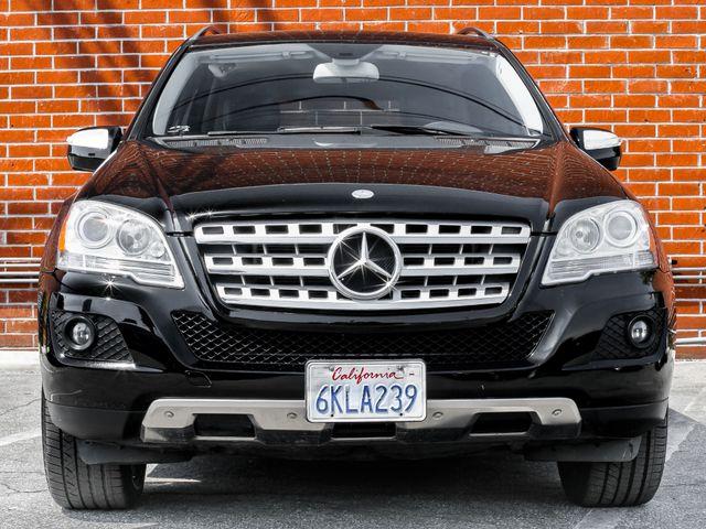 2010 Mercedes-Benz ML 350 Burbank, CA 2