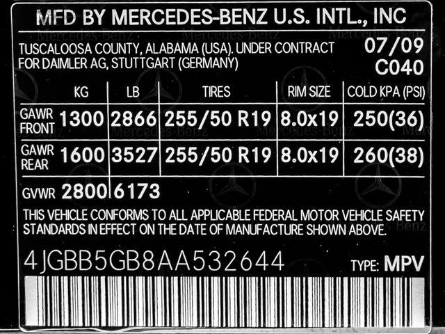 2010 Mercedes-Benz ML 350 Burbank, CA 26