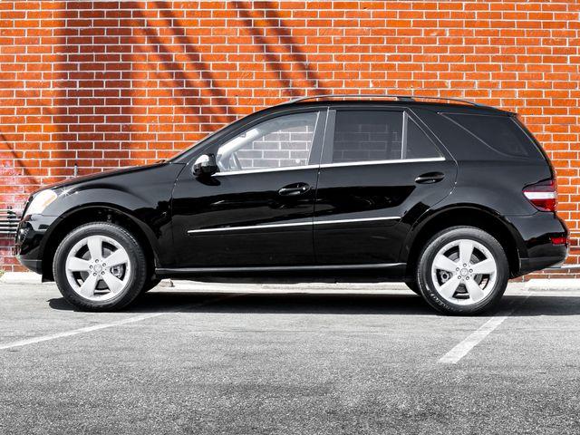 2010 Mercedes-Benz ML 350 Burbank, CA 5