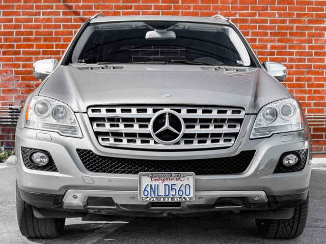 2010 Mercedes-Benz ML 350 Burbank, CA 1