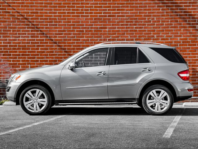 2010 Mercedes-Benz ML 350 Burbank, CA 4