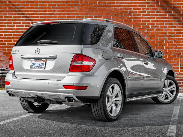 2010 Mercedes-Benz ML 350 Burbank, CA 7